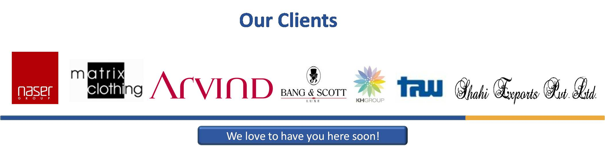 Vector Consultancy Clients
